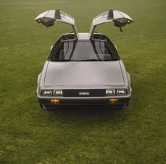 DeLorean DMC 12, 1983