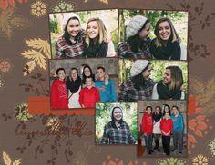 November 2015 Calendar Page created by Kelly DeTommaso. http://kellyscreativecorner.com/2014/12/05/my-2015-calendar/   #stampinup #stampin' #up! #MDS #MyDigitalStudio #homemade calendars #digitalscrapbooking #scrapbooking