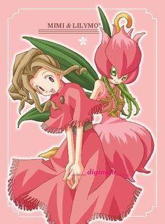 Digimon - Mimi                                                                                                                                                      More