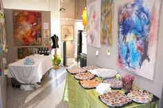 Snacks and wine will be provided at our Private Preview Party. What's better than wine and shopping?