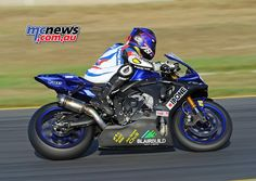 Marty Thompson spoke with 22-year-old Michael Blair, who this year stepped up from Supersport to join the premier category in the Swann Superbike Series. Blair will be in action this weekend in South Australia.