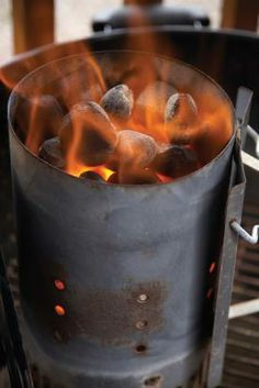 Father's Day Gift Guide - Countryside  Help Dad cook up a storm this summer with the Webber Chimney BBQ starter.  A fool proof way to fire up the BBQ, charcoal is lit quickly and evenly, making it ready to cook in no-time. Constructed from aluminised steel with stay-cool thermoplastic handles (sounds impressive), it's a pretty hardy piece of kit.  £19.99 www.weberbbq.co.uk