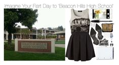 Imagine Your First Day to 'Beacon Hills High School' Teen Wolf Fashion, Teen Wolf Outfits, Outfits For Teens, Simple Outfits, Cool Outfits, Teen Wolf Imagines, Movie Inspired Outfits, Fandom Fashion, Fandom Outfits