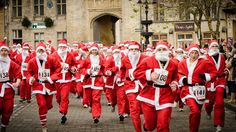 Santas on the Run is back for 2013!  Find out more >>  www.chsw.org.uk/santas #santas #run