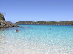 St Thomas- Coki Beach