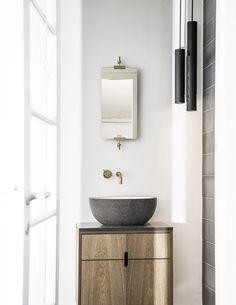 Powder room Københav charisma design