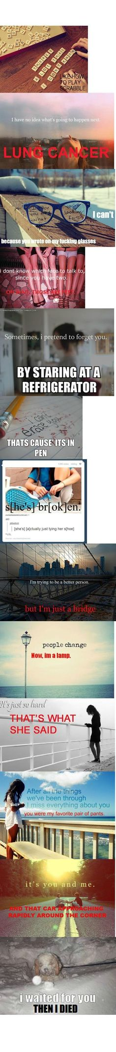 Sarcastic People Fixing Inspirational Images.  Perfect<---oh how I love these things XD