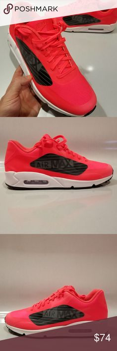 Nike Air Max 90 NS GPX Crimson RARE - Mens 10 NEW! c1aad96f1