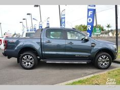 2016 FORD RANGER WILDTRAK 3.2 (4X4) For Sale $60,090 Automatic Ute / Tray | CarsGuide