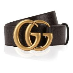 This is a product shot of gucci gg marmont belt Gucci Handbags, Gucci Bags, Gucci Purses, Black Gucci Belt, Black Belt, Fendi Belt, Black Leather, Gucci Soho, Zapatos