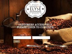 Elyse foods Portfolio Web Design, Design Development, Foods, Website, Food Food