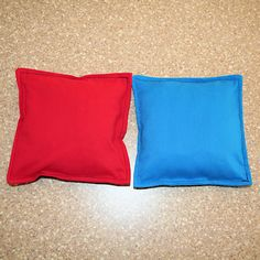 Make Your Own Bean Bag with This Easy Guide for Corn Hole or any other game that uses a bean bag. I plan on recycling my husband's blue jeans to make the outside of my bags. Corn Hole Bean Bags, Corn Hole Game, Easy Sewing Projects, Sewing Projects For Beginners, Sewing Ideas, Sewing Crafts, Diy Projects, Diy Cornhole Bags, How To Make A Bean Bag
