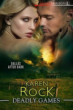 What do I look for in a suspenseful, heart-stopping read? Danger and romance need to find and propel each other to a satisfying, and totally swoony ending. Deadly Games gives me just that.
