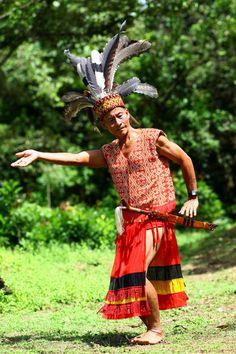 Iban warrior.. by jeffzz111.deviantart.com on @deviantART