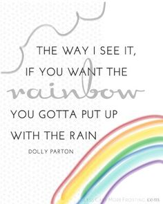 No rain, no rainbows Rain Quotes, Words Quotes, Me Quotes, Motivational Quotes, Funny Quotes, Inspirational Quotes, Photo Quotes, The Words, Cool Words