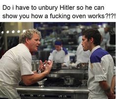 random pics - do i have to unbury hitler so he can show you how an oven works - Do i have to unbury Hitler so he can show you how a fucking oven works? Funny Shit, The Funny, Funny Stuff, Memes Humor, Rasist Jokes, Fb Memes, Humor Videos, Haha, Funny Quotes
