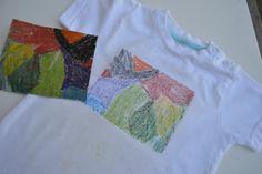 Elenarte: Pintar con papel de lija