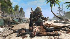 Assassin's Creed IV: Black Flag Screen