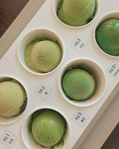 Rainbow Aesthetic, Aesthetic Food, Aesthetic Green, Japanese Aesthetic, Food N, Food And Drink, Slytherin, Green Theme, Greens Recipe