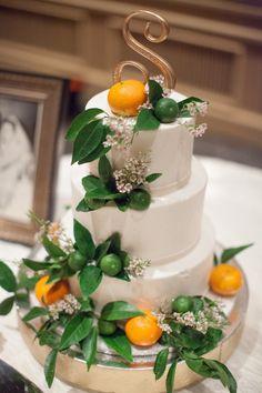 wedding cake idea; Bridgette Marie Photography