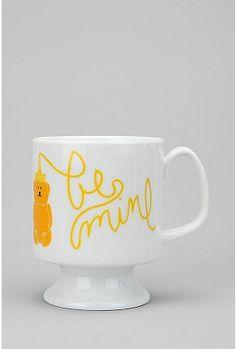Bee Mine Flared Mug