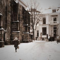 Enschede winter