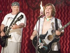 Tenacious D in: The Pick of Destiny - Liam Lynch, Jack Black, Kyle Gass, Jason Reed Kyle Gass, Tenacious D, Live Television, Making Love, Sing To Me, Music Humor, Jack Black, Comedy Movies, Films