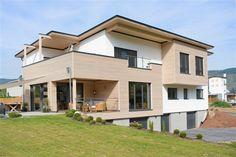 Ziegler Holzbau GmbH: Wohnhäuser mit Pultdach