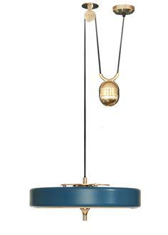 Bert Frank - Revolve Rise and Fall pendant