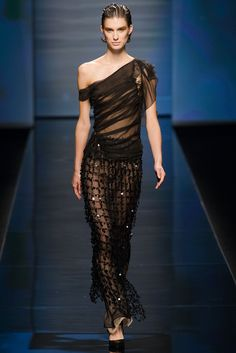 Spring 2013 Ready-to-Wear Alberta Ferretti