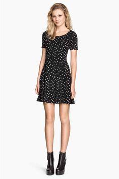 Vestido de punto   H&M