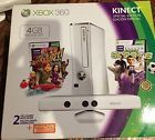 Xbox 360 S Console Model 1439 KINECT With Games And Controllers  Price 61.0 USD 11 Bids. End Time: 2017-02-14 23:17:22 PDT
