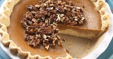 Pumpkin Cheesecake Pie Recipe | King Arthur Flour