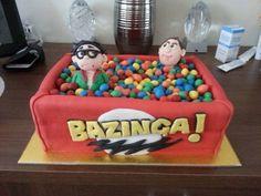Big Bang Theory Ball Pit Cake on Global Geek News