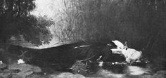 James (Jean-Baptiste) Bertrand, Mort d'Ophelie