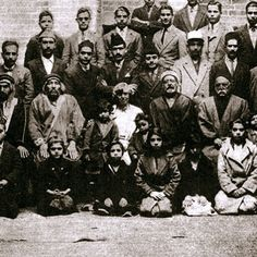 "March 19 1856: Baháulláh returns to Baghdad after two years in the mountains of Sulaymaniyah (Kurdistan). ""'I roamed the wilderness of resignation travelling in such wise that in My exile every eye wept sore over Me and all created things shed tears of blood because of My anguish. The birds of the air were My companions and the beasts of the field My associates.' 'From My eyes there rained tears of anguish and in My bleeding heart surged an ocean of agonizing pain. Many a night I had no food…"