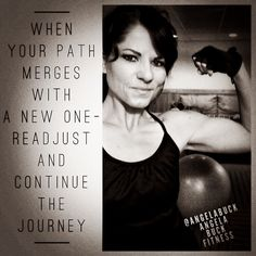 When Your Path Merges With a New One Readjust and Continue the Journey. www.facebook.com/angelabuckfitness If you're interested in redefining your life to become healthier, email me at redefinewithangela@gmail.com. I would love to help you! #redefine #redefinewithangela #redefined #quote #health #healthy #nutrition #cleaneating #fatburning #cardio #hearthealth #fitness #exercise #workout #fitspo #noexcuses #fitchick #weightloss #fitspiration #motivation #inspiration…