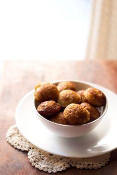 sweet paniyaram (vegan & gluten-free)