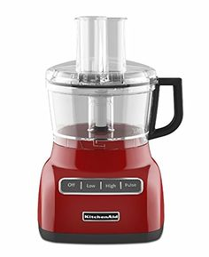 KitchenAid 7-Cup Food Processor  (Certified Refurbished)