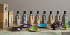Mediterranean Collection Olive Oil on Packaging of the World - Creative Package Design Gallery