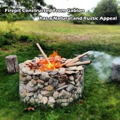 Top 31 DIY Ideas to Build a Firepit on Budget - Amazing DIY, Interior & Home Design
