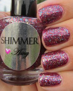 My Nail Polish Obsession: Shimmer Polish Amy