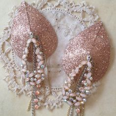 Chandelier Drop Nipple Tassels by Talulahblueburlesque on Etsy, £16.99