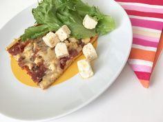 Yhden raaka-aineen pizzapohja / Lumikumpu http://www.stoori.fi/lumikumpu/yhden-raaka-aineen-pizzapohja/