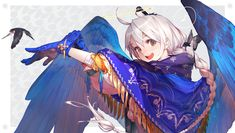 """♪"" Character Concept, Character Art, Concept Art, Art And Illustration, Anime Style, Pixiv Fantasia, Image Manga, Anime Artwork, Anime Art Girl"