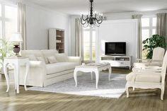 Muebles actuales con estilo clásico