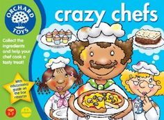 Crazy Chefs: Amazon.co.uk: Toys & Games