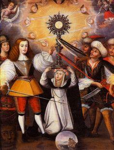 Defensa de la eucaristia - Charles II of Spain - Wikipedia, the free encyclopedia