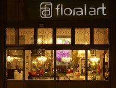 Floral Design Studio Interiors | Flower Shop Interior Design