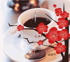 fotó 47a5d05e9e457.gif Good Morning Coffee Gif, Good Morning Flowers Gif, Cute Good Morning Images, Good Morning My Love, Coffee Images, Coffee Photos, Coffee Blog, Coffee Cafe, Happy Friendship Day